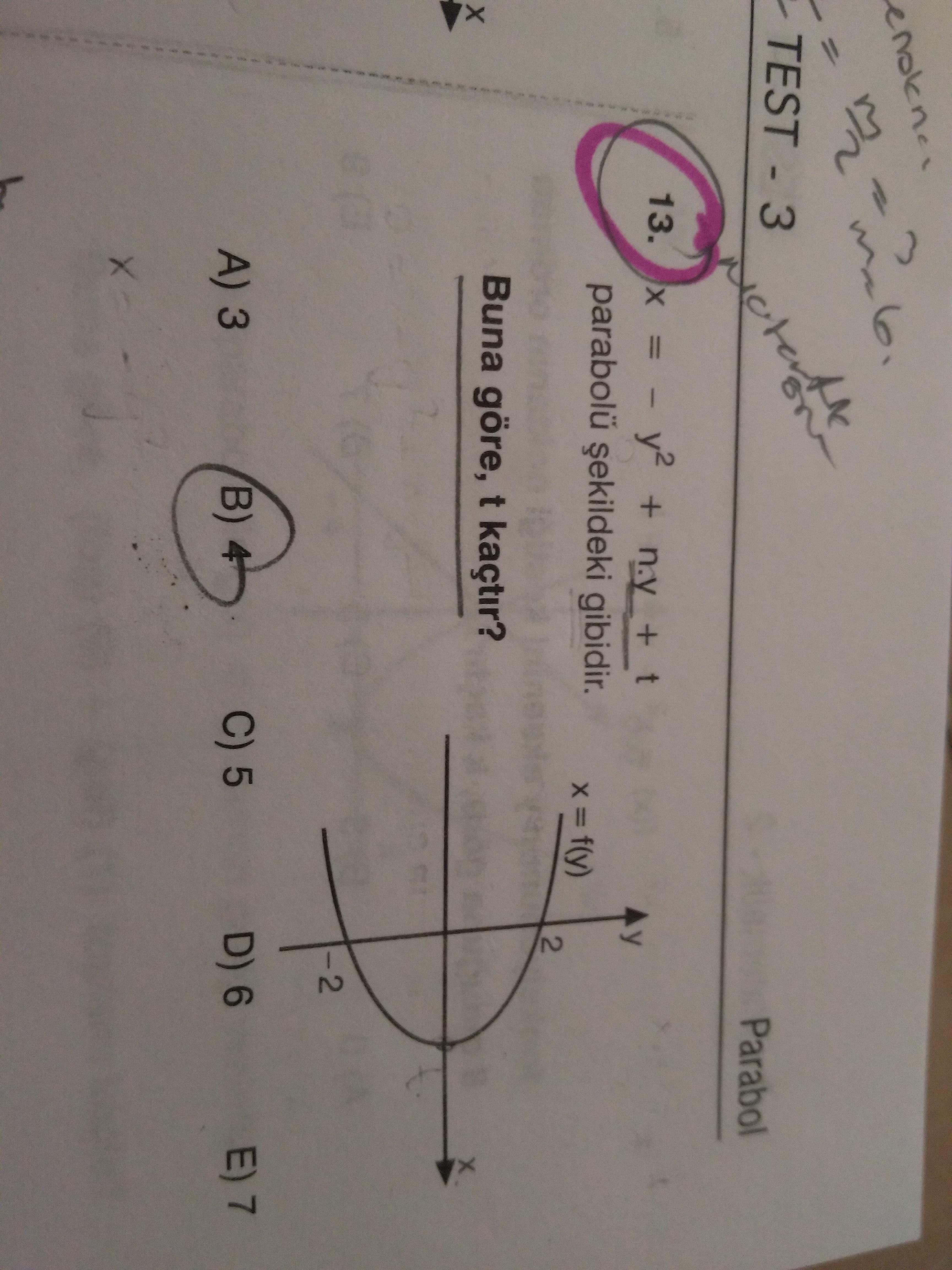 Parabol (t kactir)