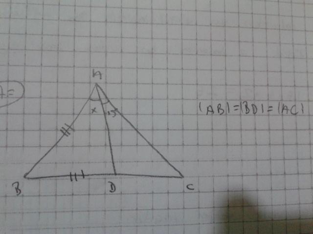 üçgende açı