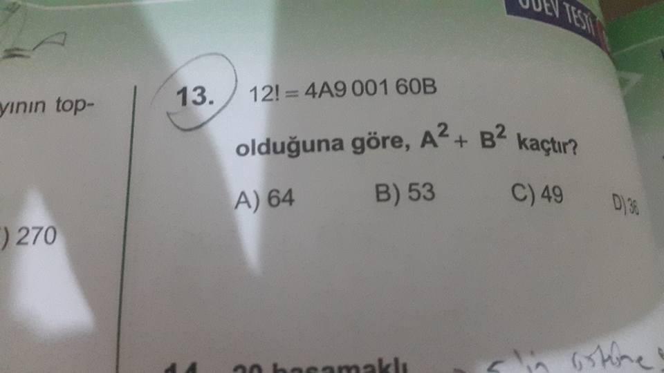 12!=4A900160B